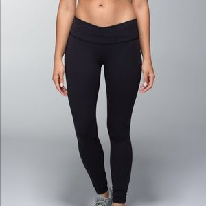 Rare lululemon Astro wonder under leggings